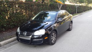 RV-3300 installed on 2006 VW Jetta TDI